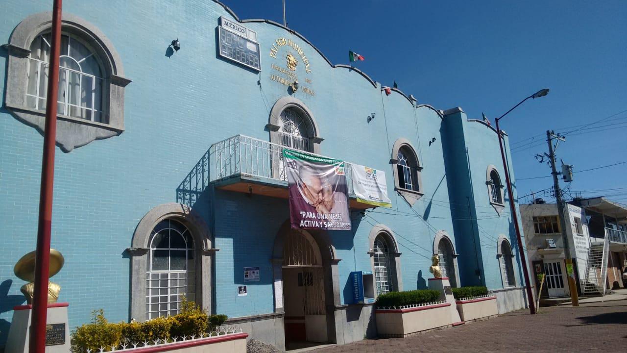 San Felipe Teotlalcingo exhorta a población evitar fiestas de fin de año