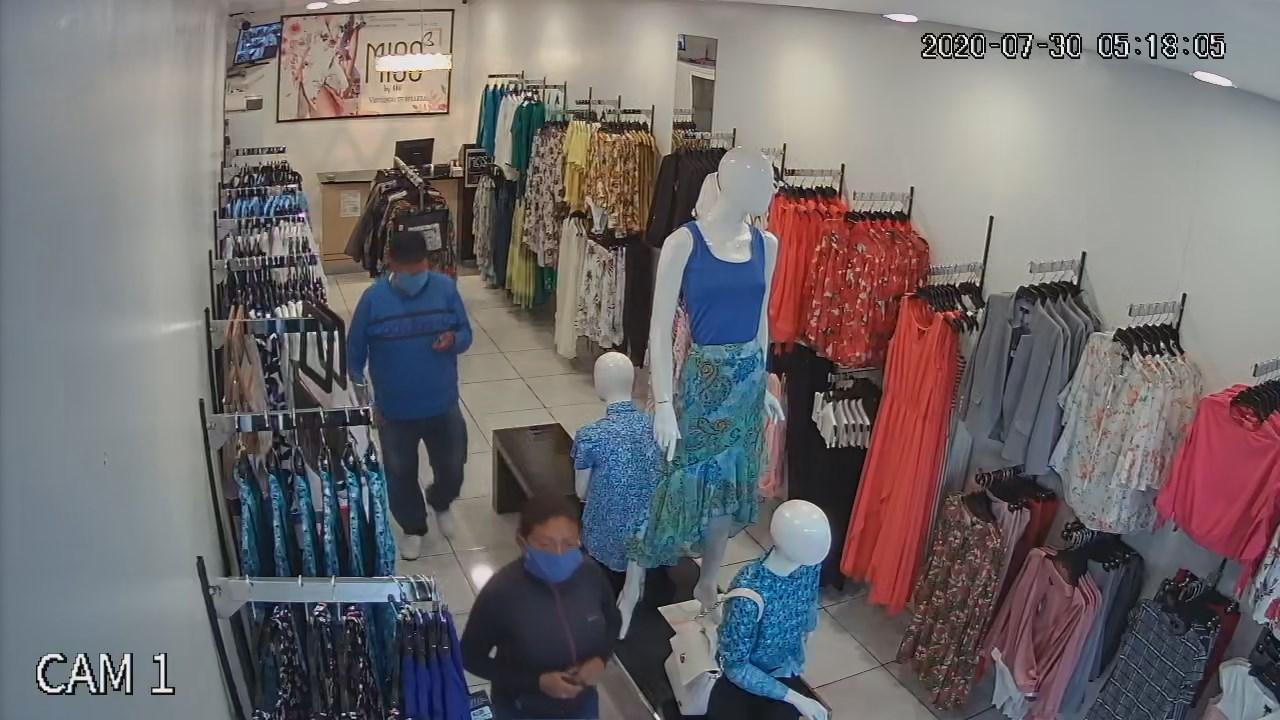 Ladrones se hacen pasar por clientes para asaltar en Texmelucan