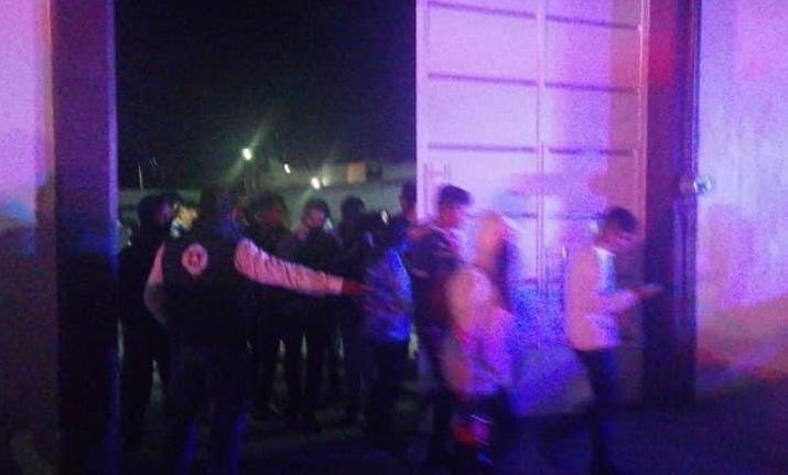 VIDEO En Huejotzingo suspenden fiesta Covid19