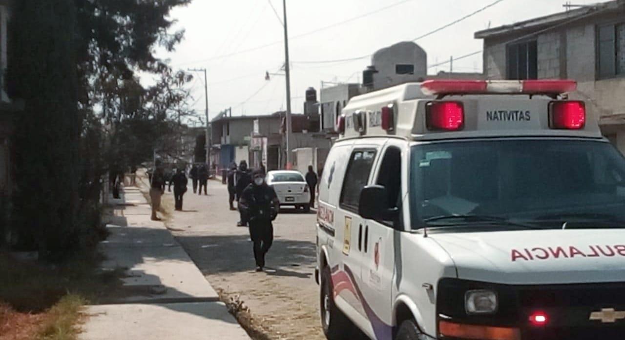 Ejecutan a un hombre a bordo de su vehículo en Nativitas, Tlaxcala