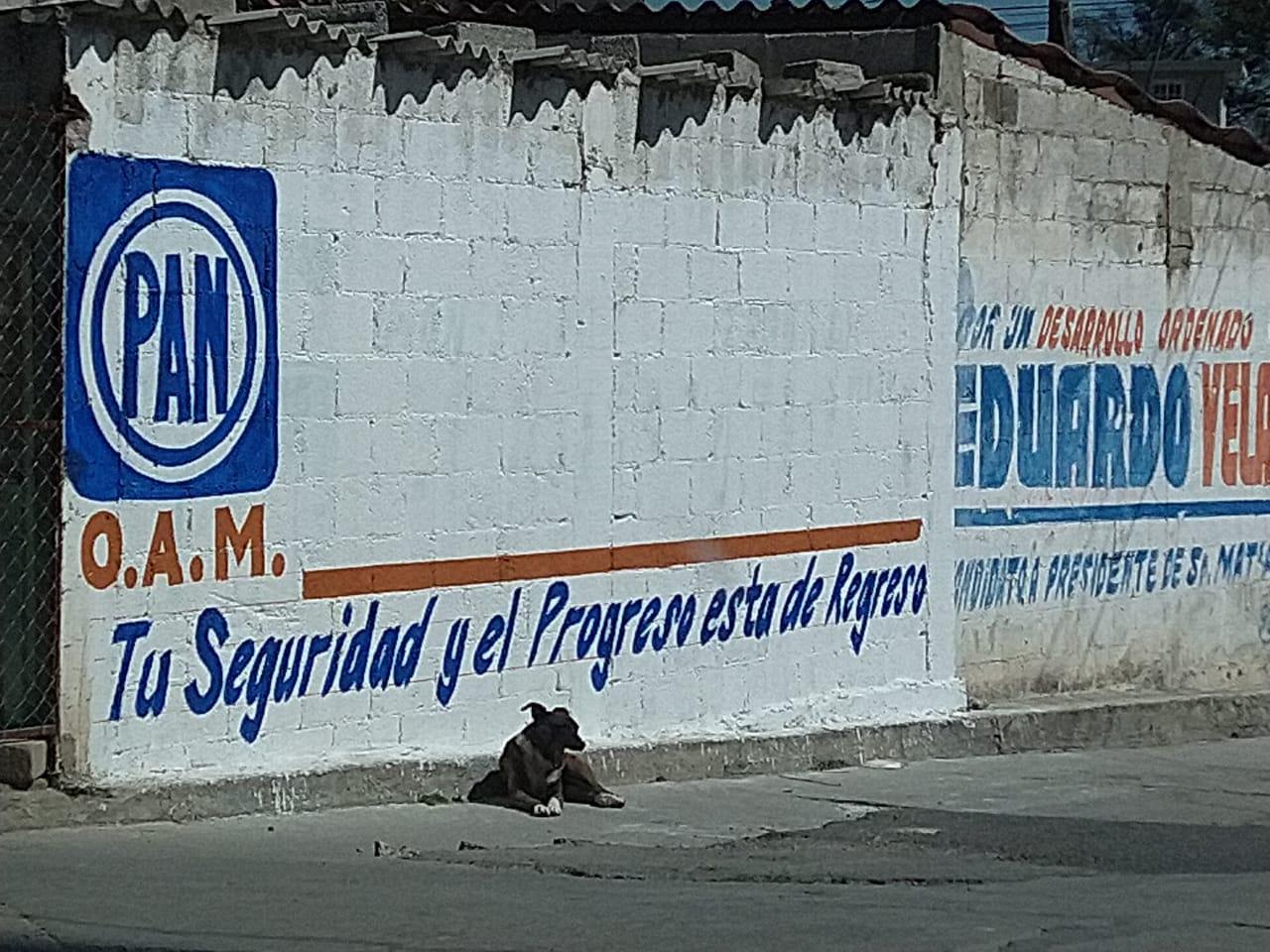Oscar Anguiano por tercera ocasión quiere ser edil de Tlalancaleca