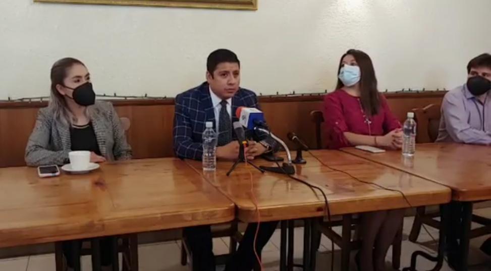 Dejan Morena y PVEM para apoyar a candidato del PAN en Texmelucan
