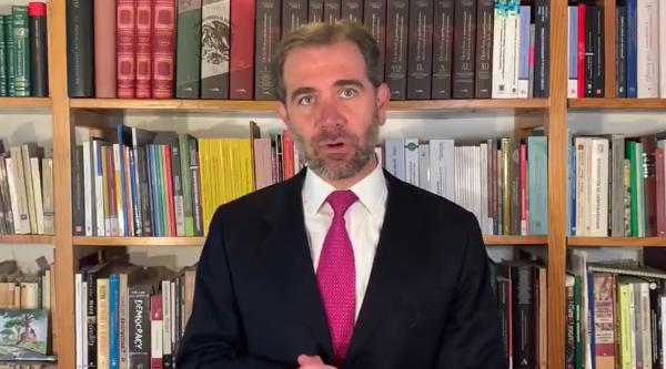 VIDEO INE le responde a AMLO, aclara que no propone cancelar las mañaneras