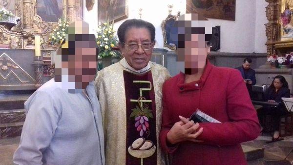 Monseñor Froylán González Pérez se encuentra hospitalizado por Covid en Puebla