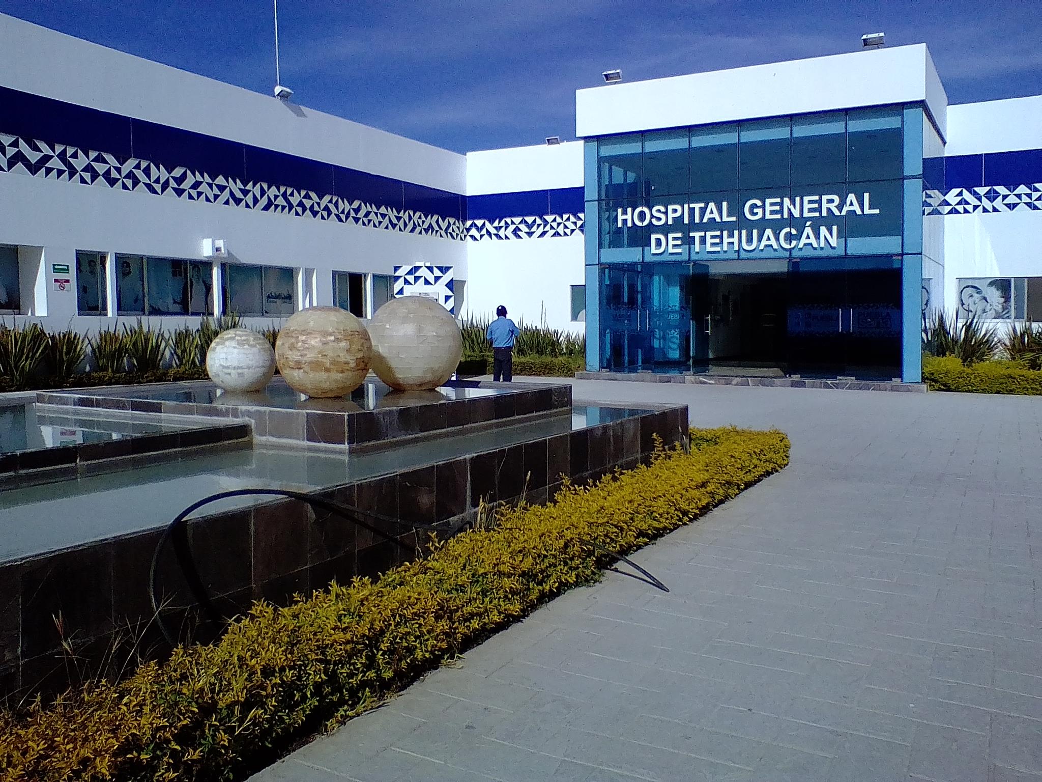 Cumple 15 días sin director el Hospital General de Tehuacán