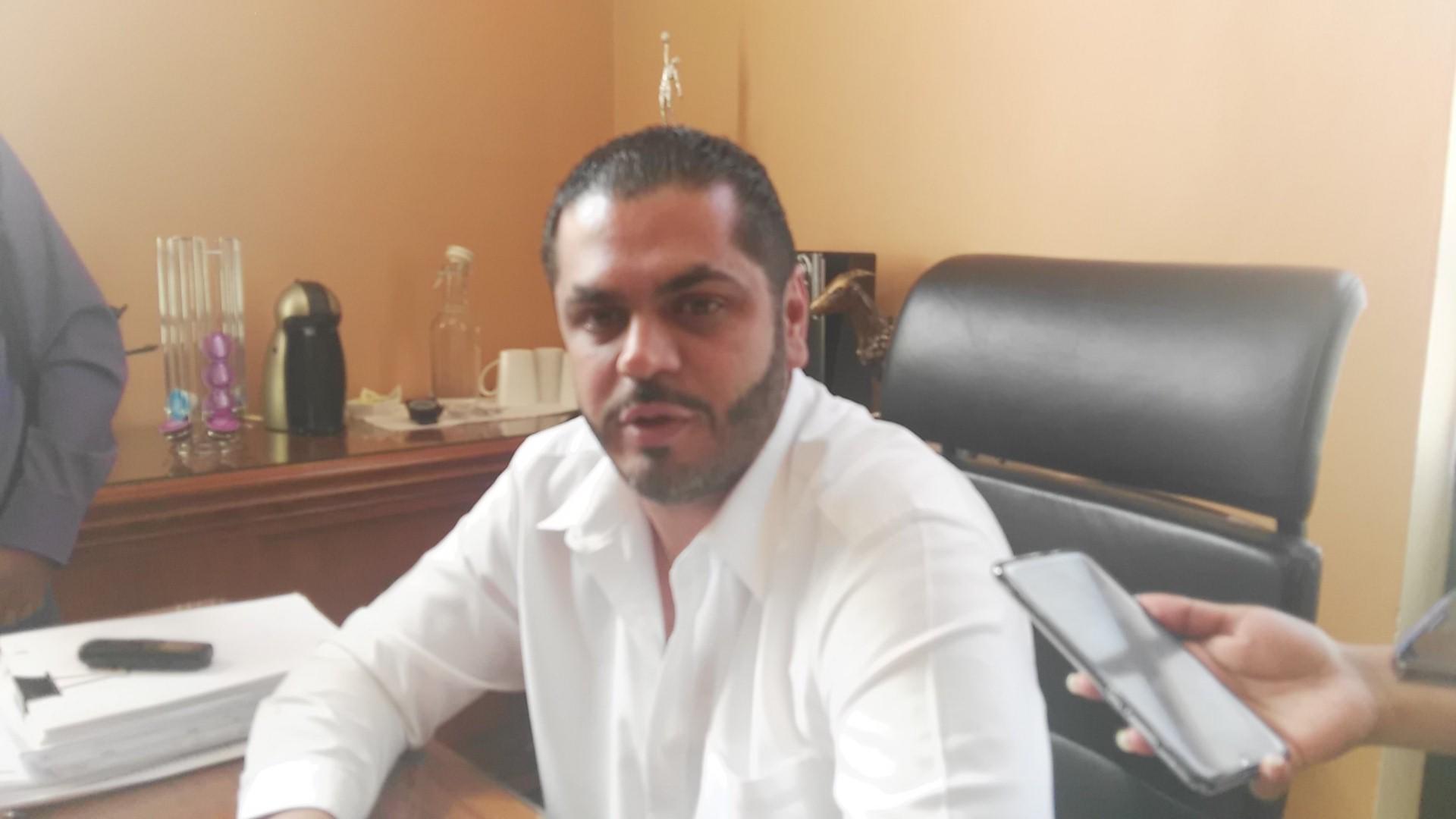 Reaparece Patjane pero calla sobre destitución e indagatorias