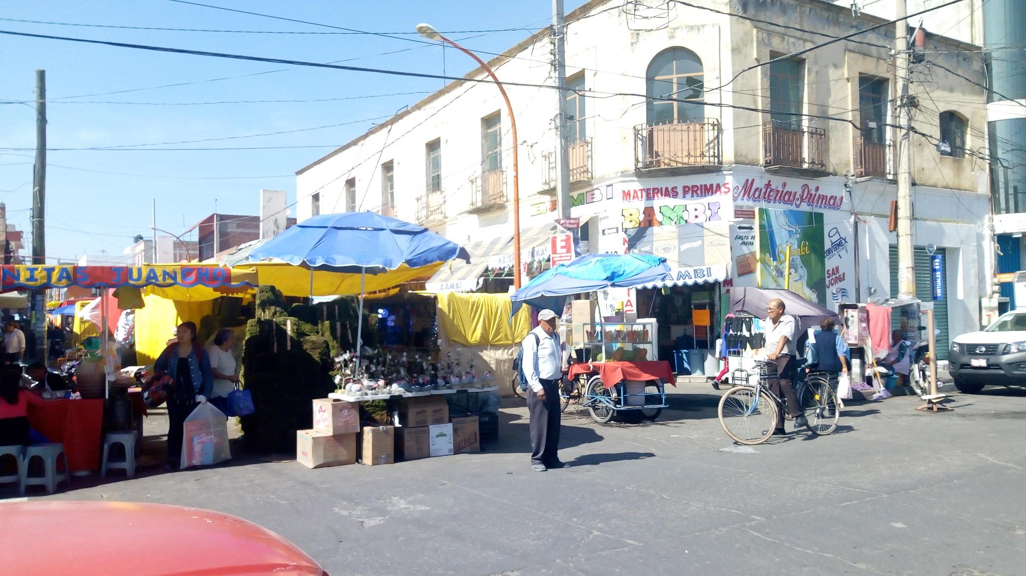 Ambulantaje evidencia vacío de poder en Texmelucan: Canaco