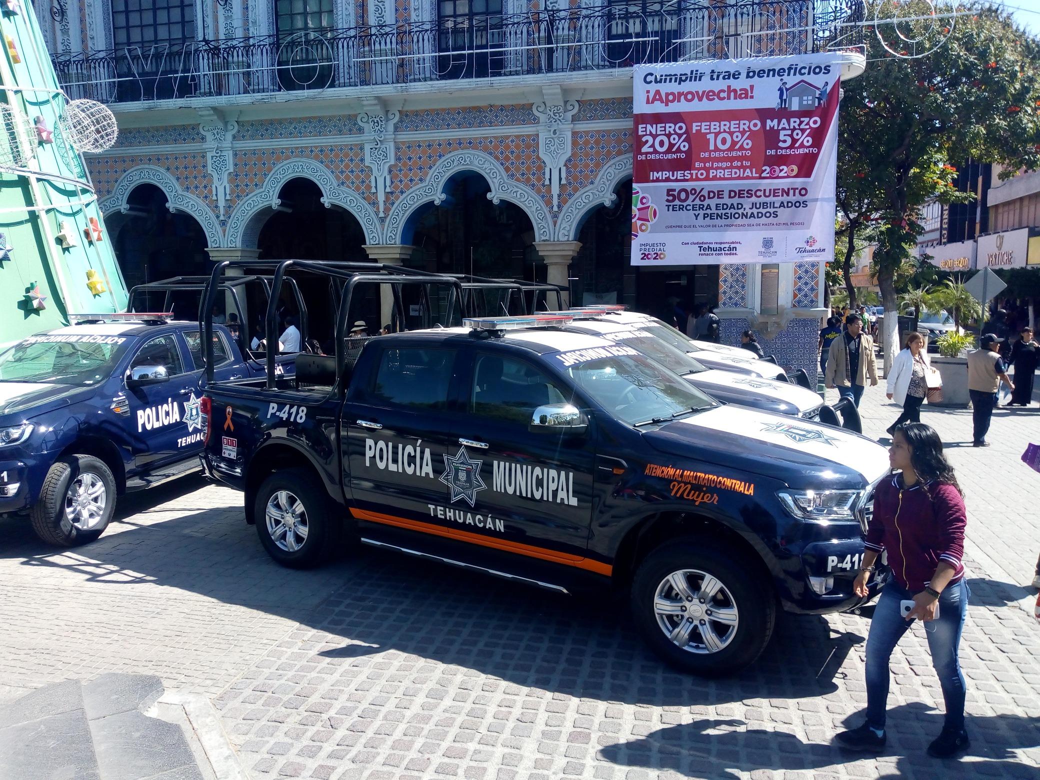 Continúa el robo de vehículos en Tehuacán
