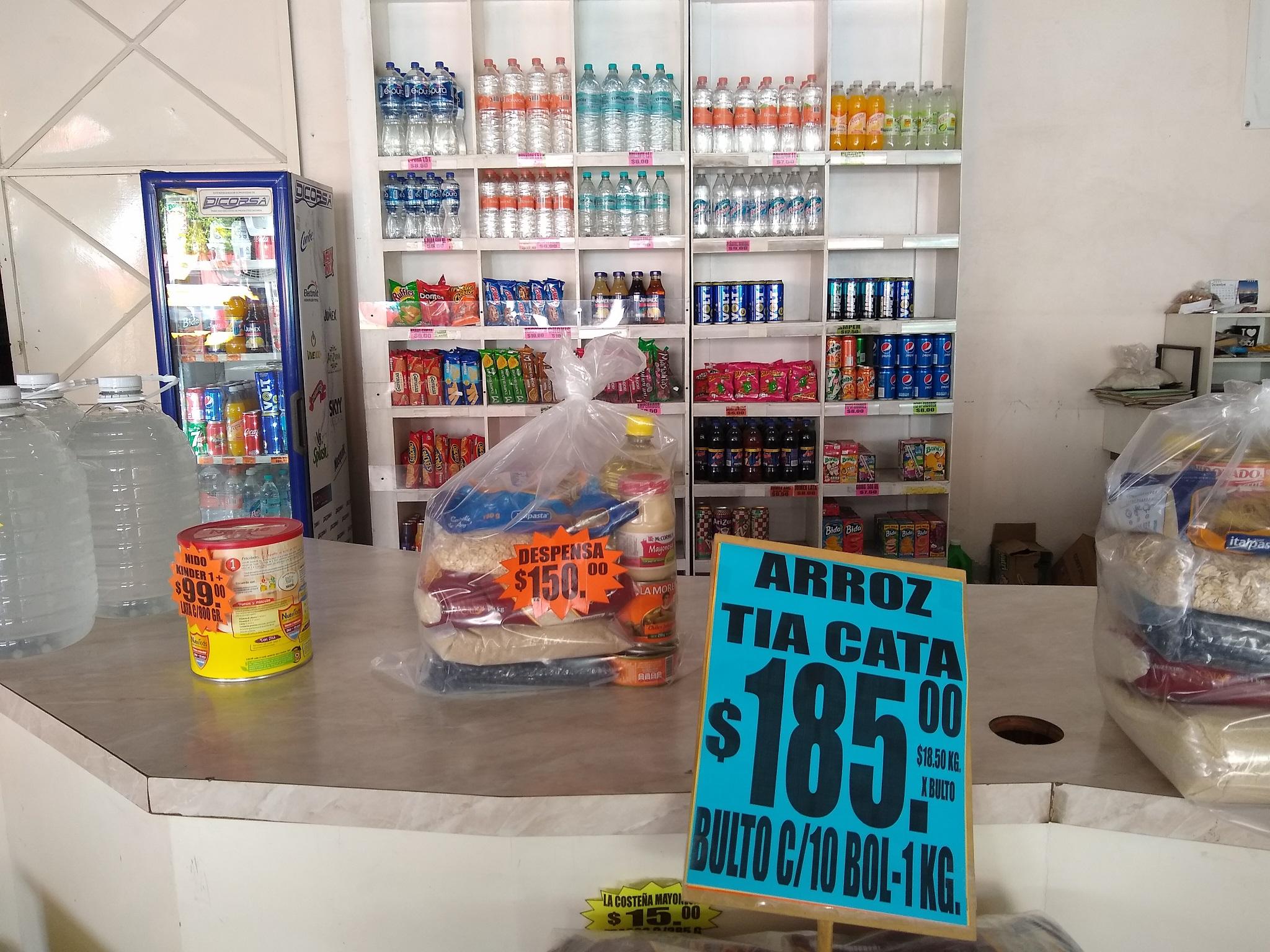 Canasta básica se encarece hasta 20 por ciento en Tehuacán