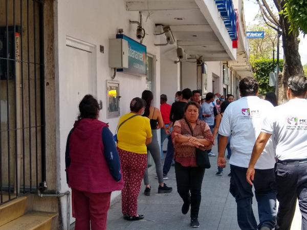 Reportan medio centenar de nuevos contagios este miércoles en Puebla