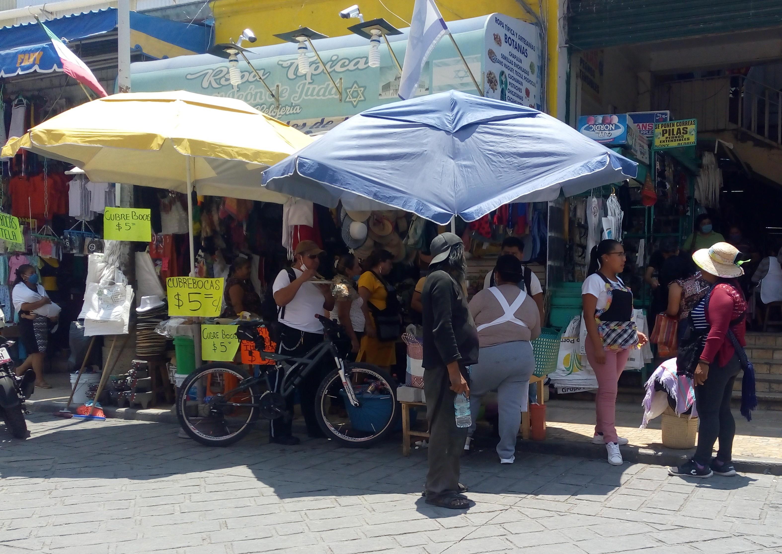 Crisis política hunde proyecto del mercado gastronómico de Tehuacán