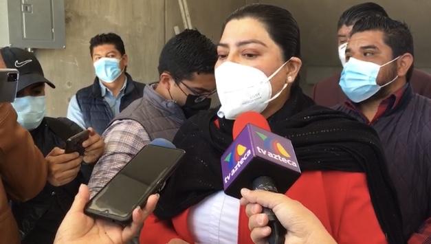 VIDEO Es distinto ser legal a legítimo, advierte Karina Pérez