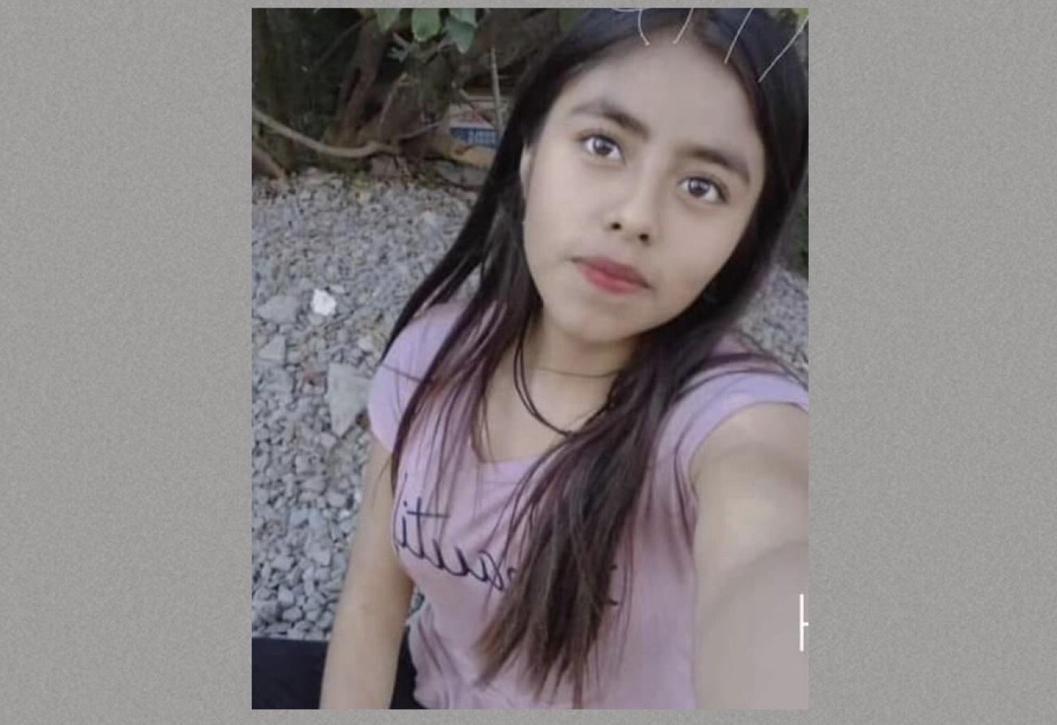 Melani abordó la combi en Huitziltepec y ahora está desaparecida