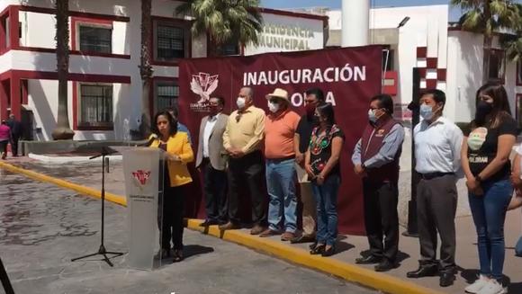VIDEO Anuncian que vialidades de Cuautlancingo serán peatonales