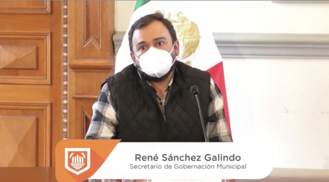 Puebla capital no aplicará sanciones por Covid-19 a ciudadanos