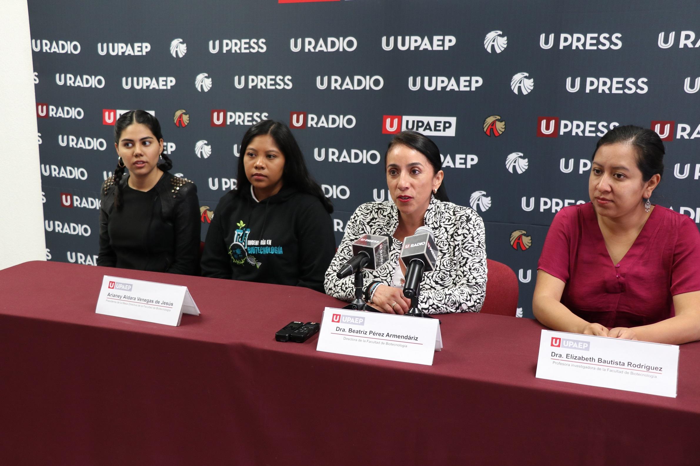 Biotecnología de la UPAEP realizará Congreso Internacional