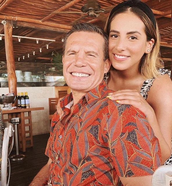 Ella es Nicole, la guapa hija de Julio César Chávez