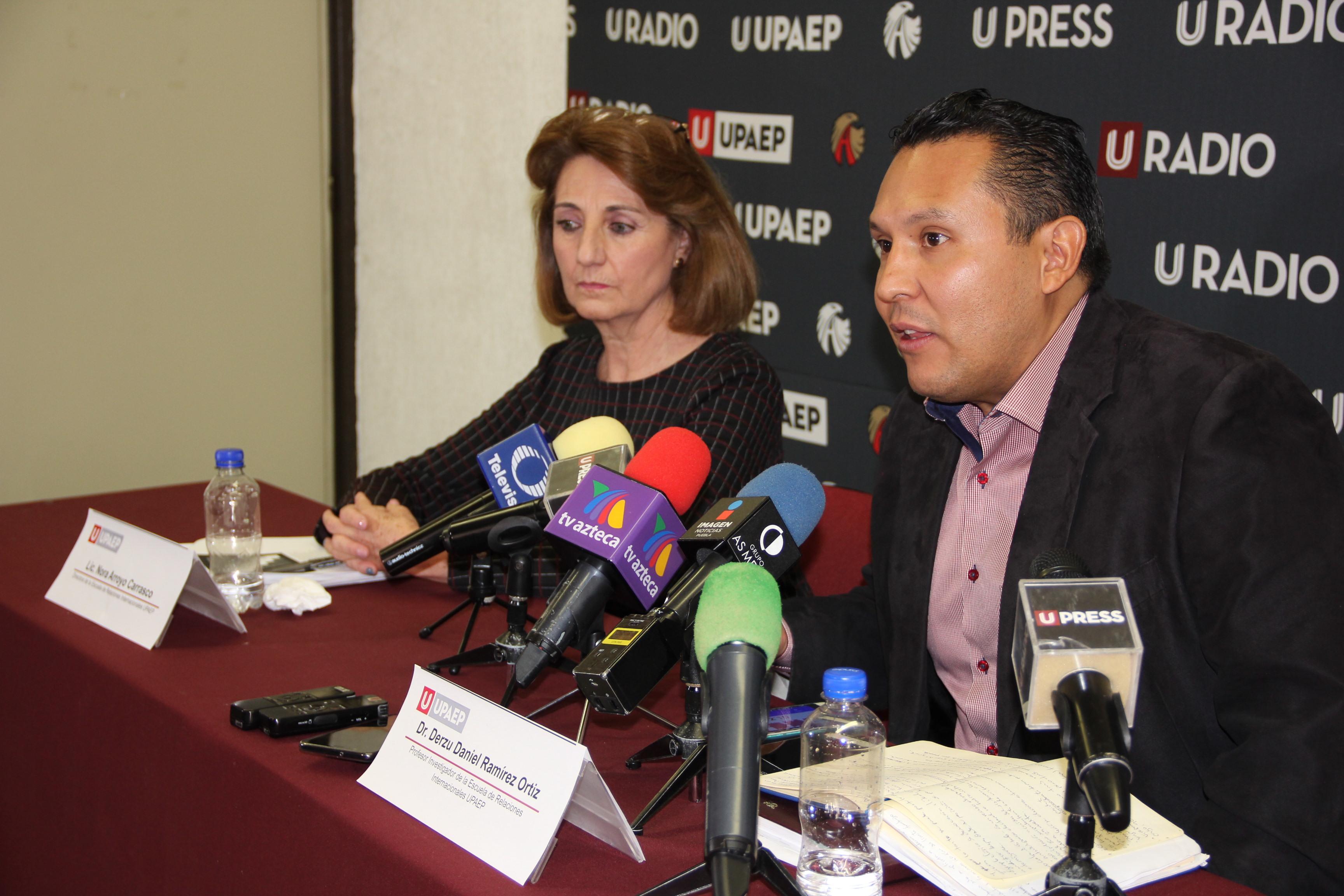 Renuncia de Evo Morales fue por proceso electoral amañado: UPAEP
