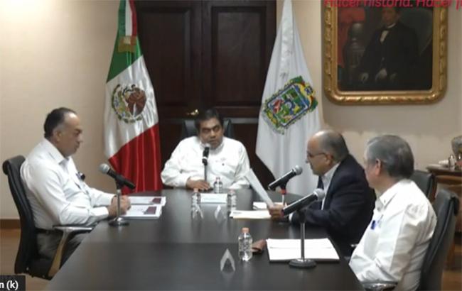 VIDEO Son 165 casos de coronavirus en Puebla y 14 decesos