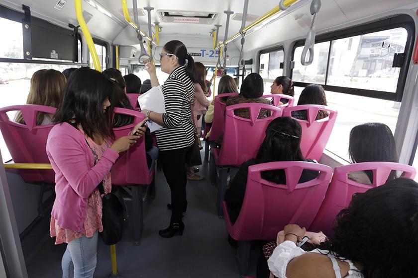 Ruta no es rentable y necesita alza en la tarifa: Madariaga