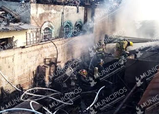 Hasta 10 reportes de incendios atiende PC en Cuautlancingo