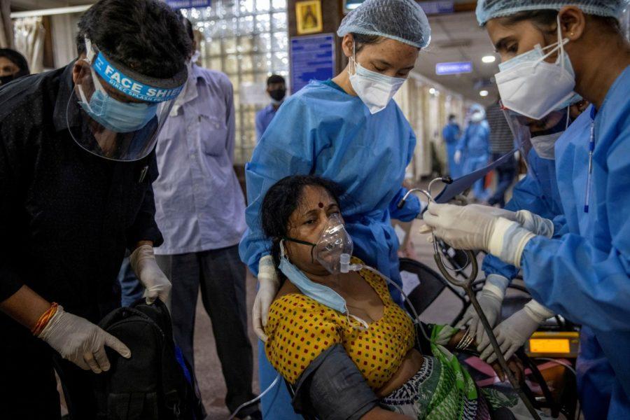 India roza los 20 millones de contagios de coronavirus