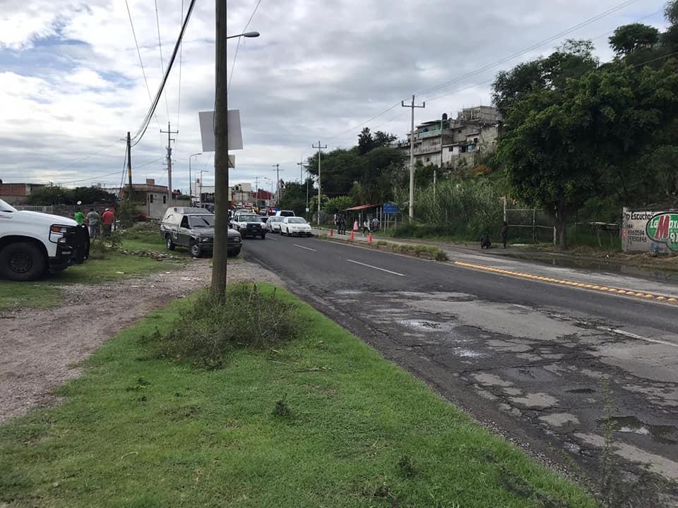 Después de 12 horas autoridades de Izúcar recaban indicios tras homicidio de Belén