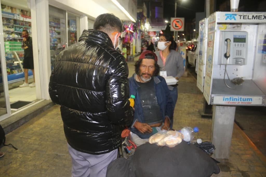 Abandonan en Tehuacán a indigentes de otros municipios