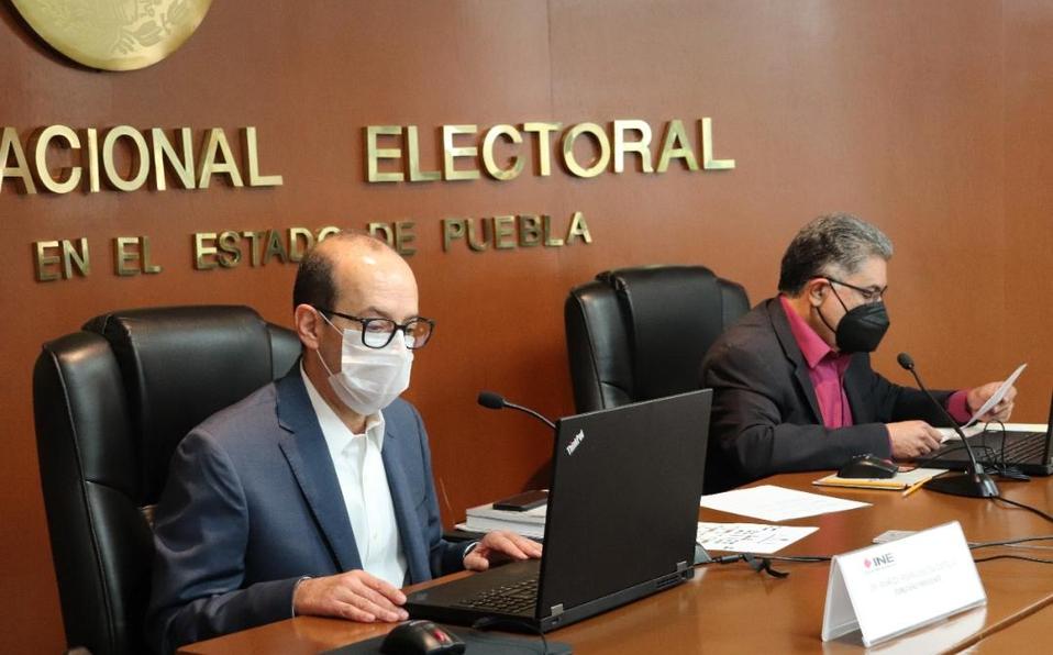 Verificará INE Puebla veracidad de 3 de 3 contra la violencia de candidatos