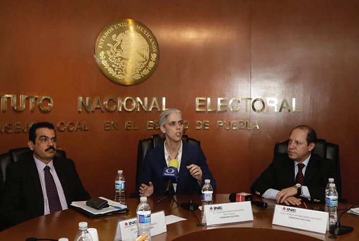 INE recibe 5 peticiones de poblanos para candidaturas independientes