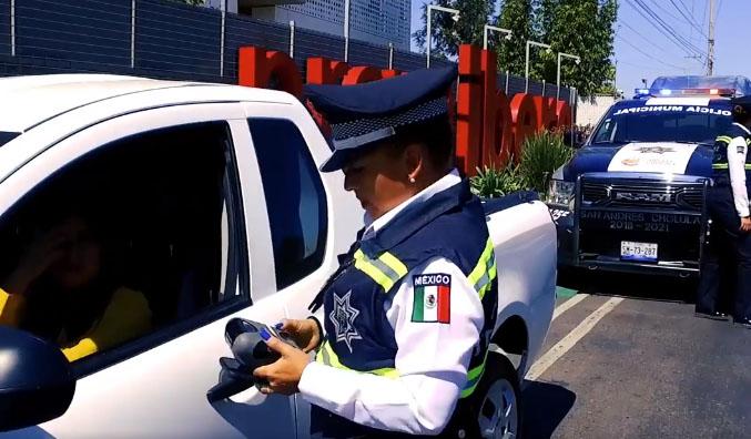 Infracción digital en San Andrés Cholula reduce corrupción