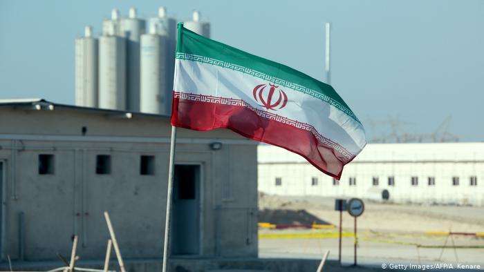 Detectan uranio en el aire de Irán