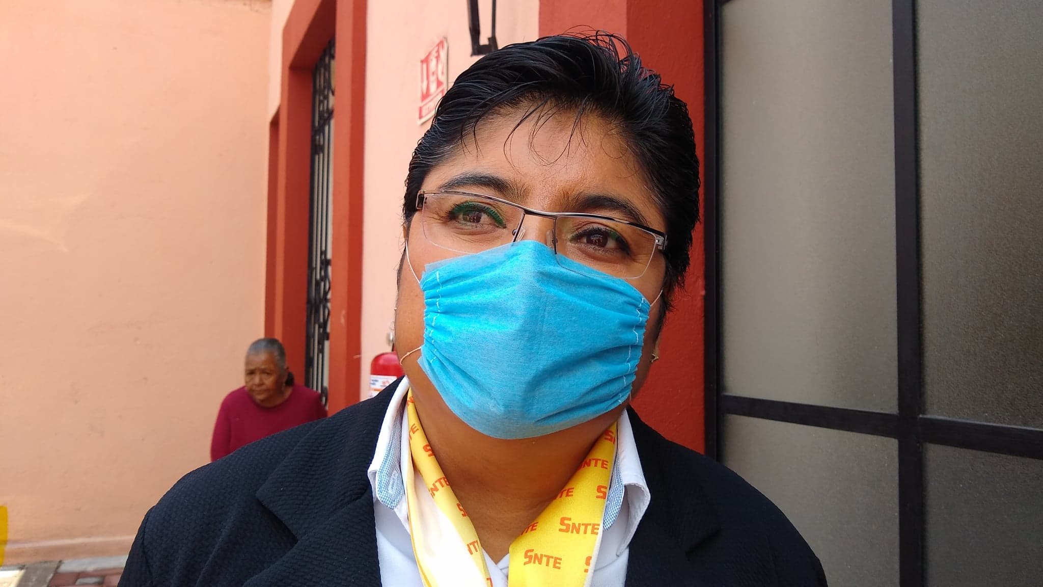 Pide SNTE que regreso a clases sea con maestros vacunados en Puebla
