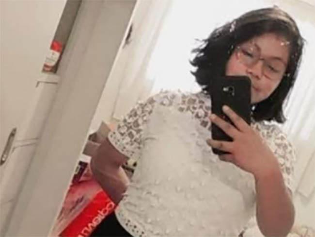 Erika de 16 años desapareció en los Reyes de Juárez