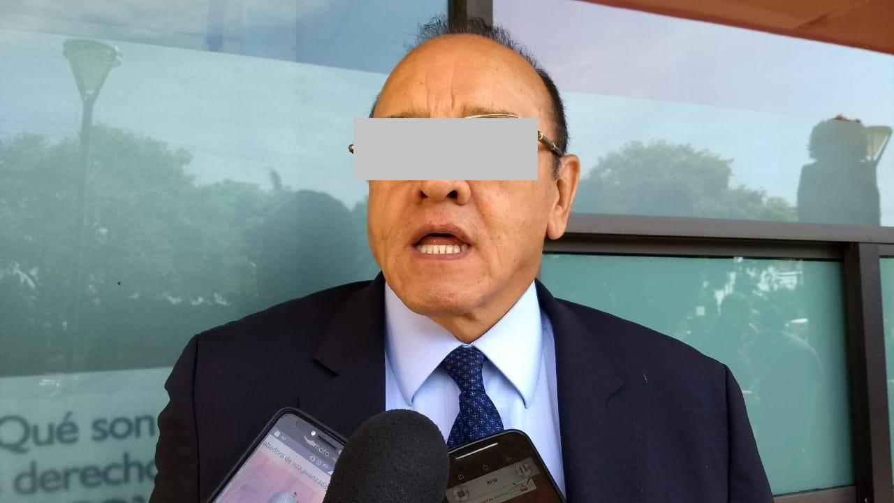 Detención a expriista Víctor Hugo Islas por falsedad de declaraciones
