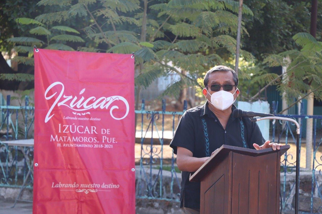Suspenden áreas no esenciales en el ayuntamiento de Izúcar