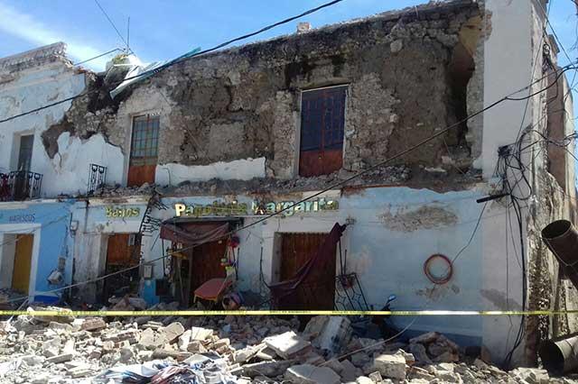 Hubo manejo irregular del seguro para desastres: Barbosa