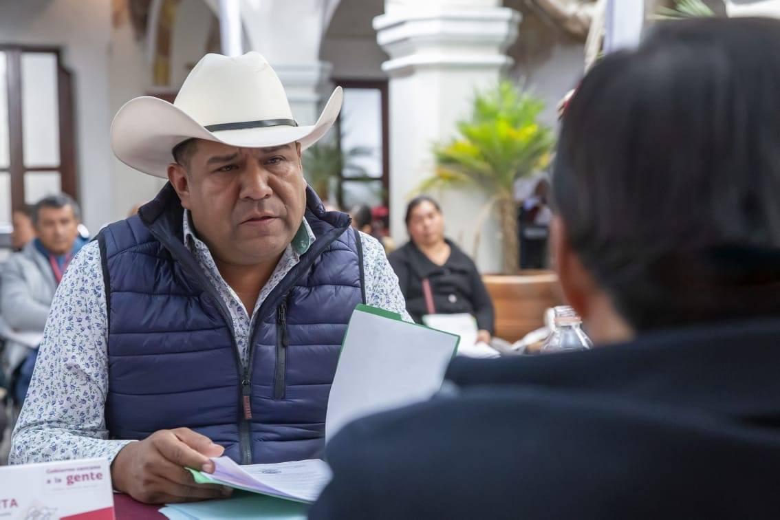 Edil de Tlapanalá no ha entregado recursos de octubre a autoridades auxiliares