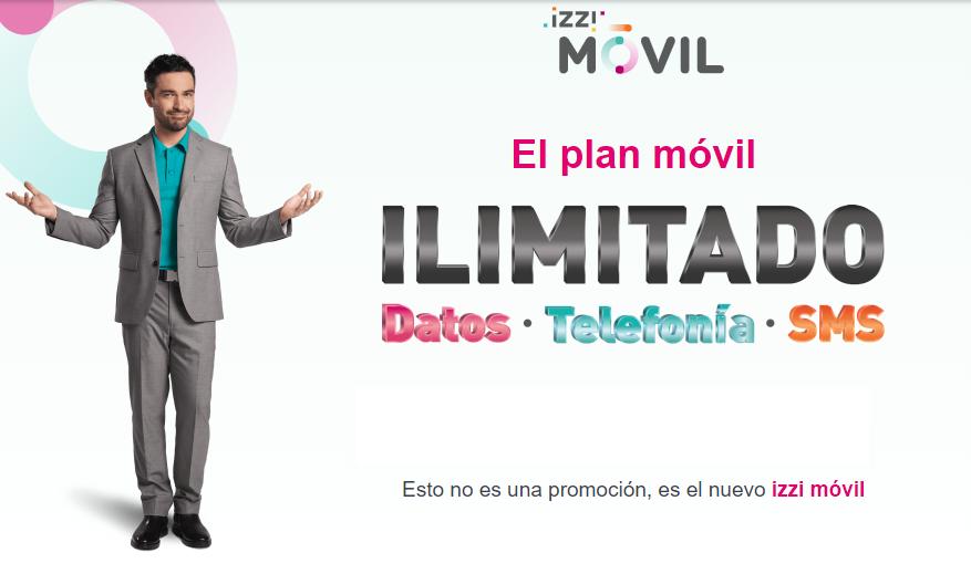 Esto es lo que ofrece Izzi Móvil el nuevo servicio de Televisa