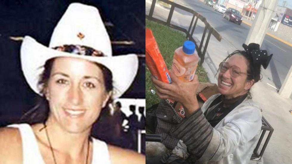 Hallan en Monterrey a mujer desaparecida en Texas hace 27 años