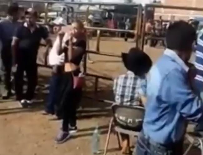 Realizan fiesta-jaripeo en Atlixco a pesar de contingencia sanitaria
