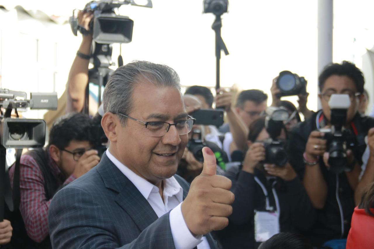 Reconoce Jiménez Merino su derrota; ganó el abstencionismo