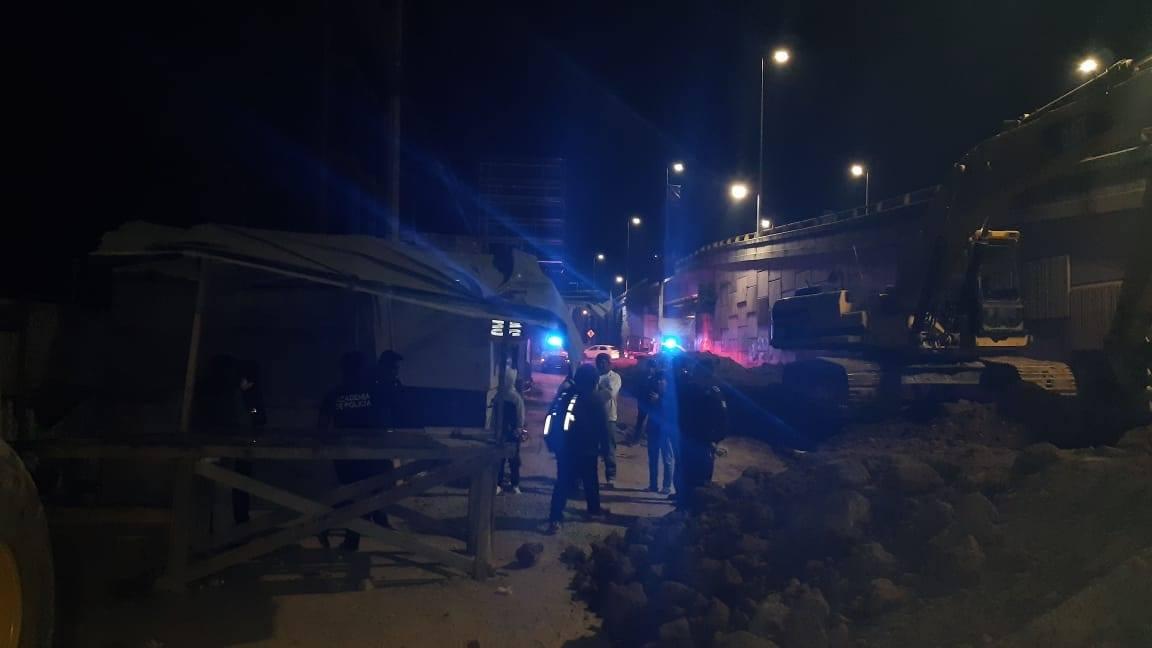 Localizan cuerpo sin vida en puente de Joaquín Colombres