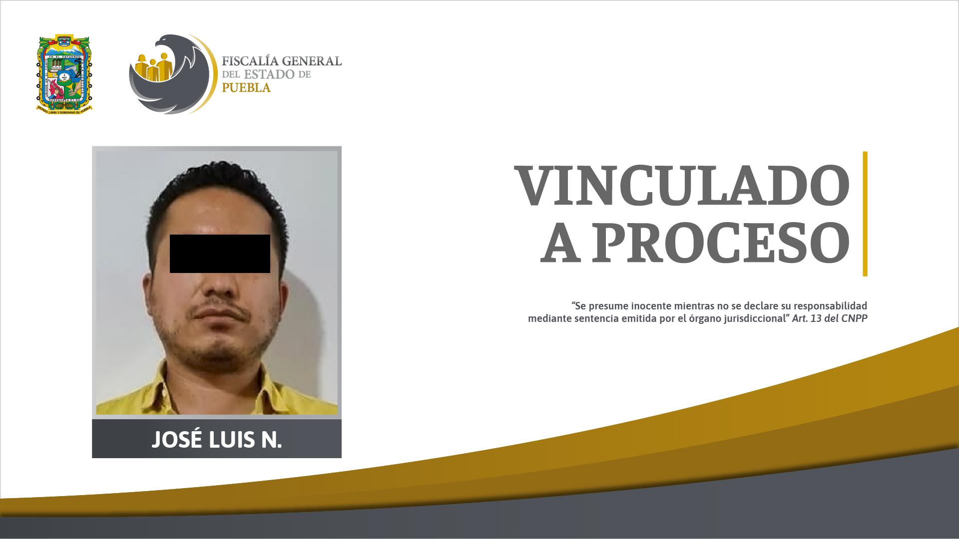 A la cárcel por amenazar con una pistola a su ex pareja en Cuautlancingo