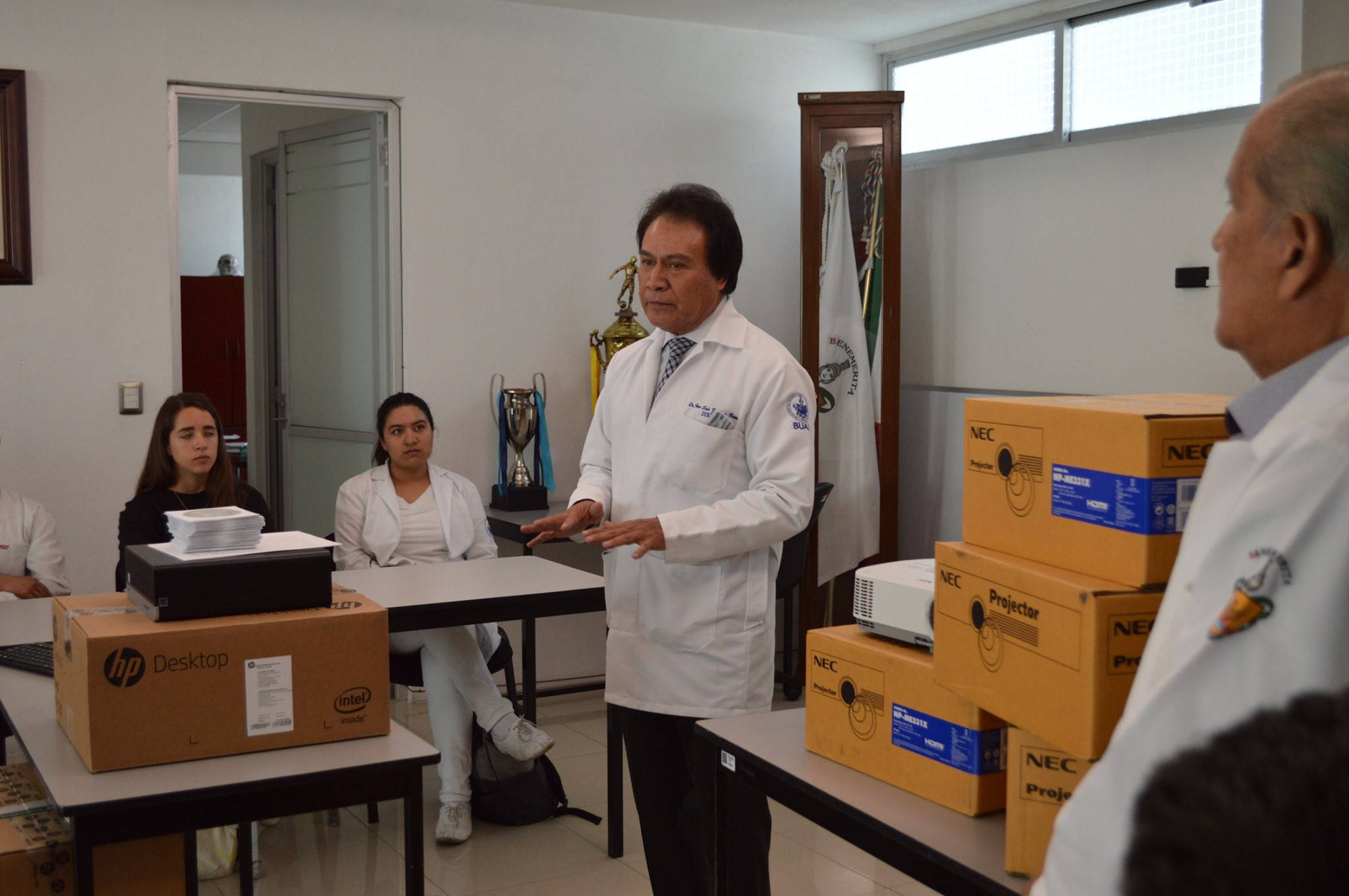Fallece director de Medicina de la BUAP