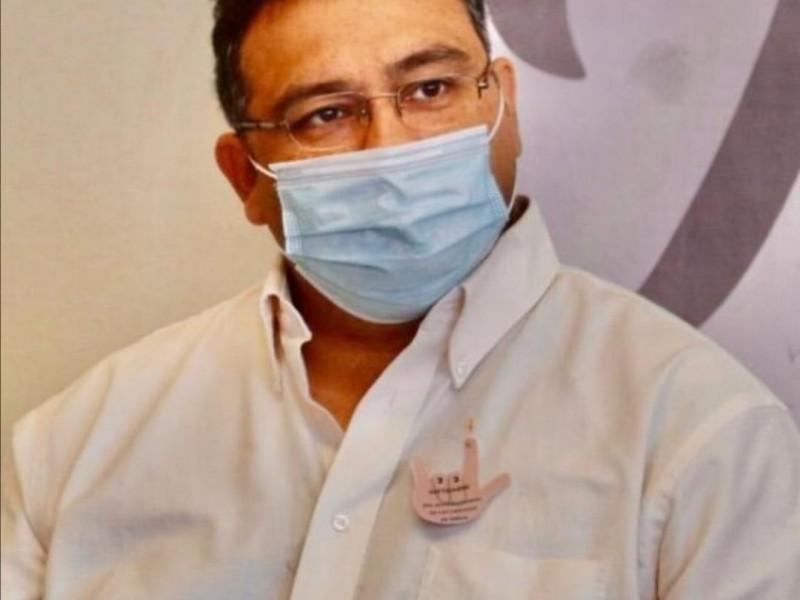 Grave por Covid19 director de Comunicación de Tehuacán