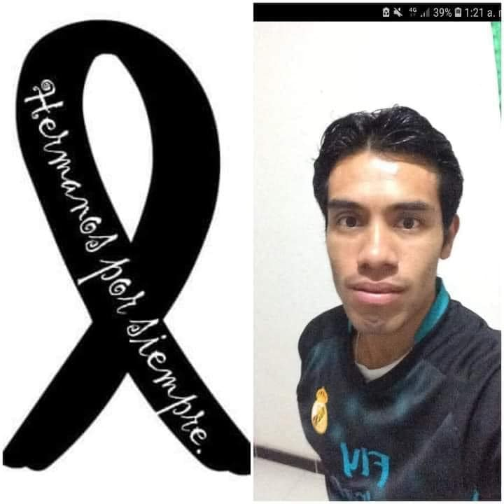 Familiares del joven asesinado en Izúcar exigen justicia