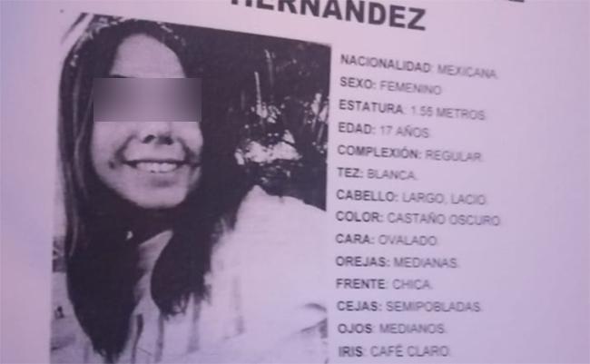 Hallan a Michel Yvonne maniatada en canal de aguas negras en Puebla capital