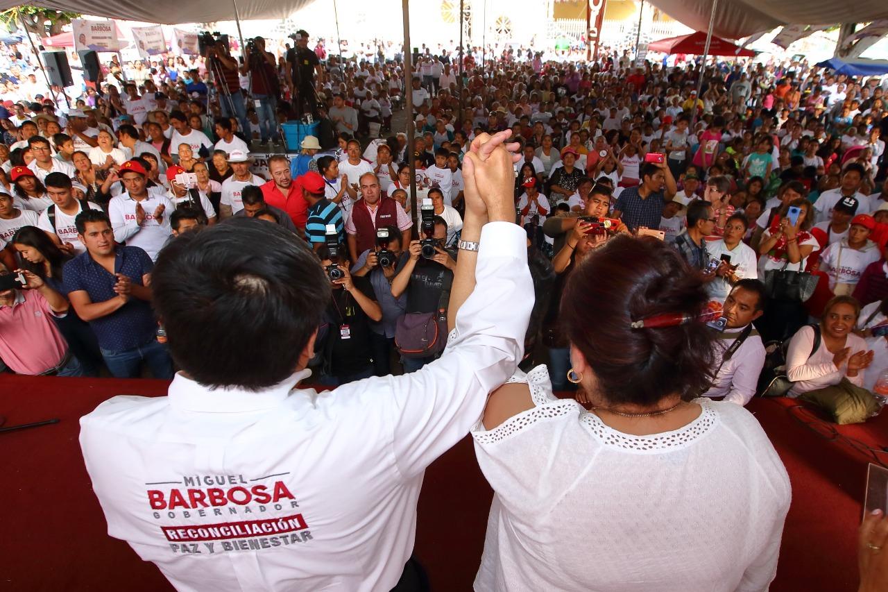 Barbosa homologará salario de policías estatales y municipales