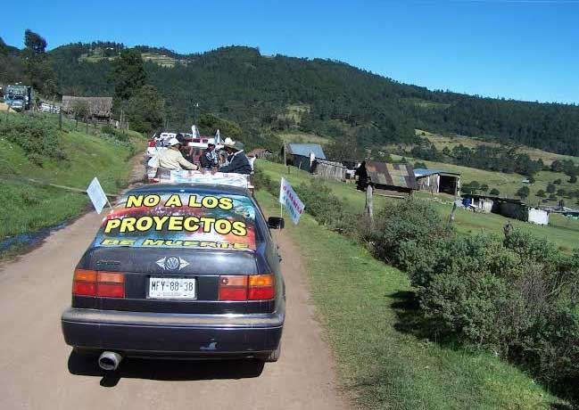 Ordenan suspensión de concesiones mineras en Puebla